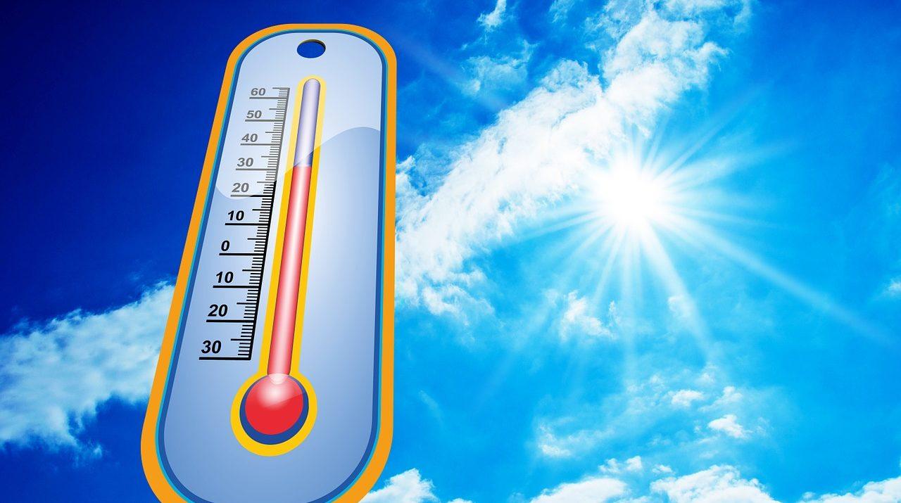 Heiße Temperature, Schwitzen